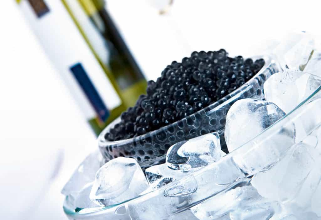 karcsony kaviar