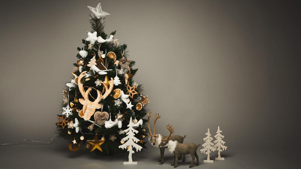 karácsonyfadíszítés videó tippek